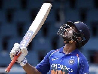 Ajinkya Rahane 3rd ODI century