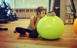 Alia Bhatt Workout