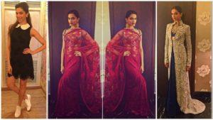 Deepika Padukone #OOTD