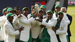 Pakistan Lift 2017 Champions Trophy