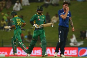 Pakistan beat England by 8 wickets