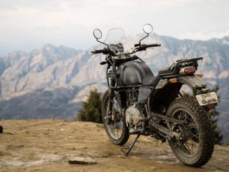 Royal Enfield Read Scoops