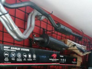 RRP Exhaust Systems
