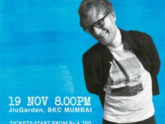 Ed Sheeran Mumbai