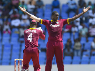 Jason Holder fifer
