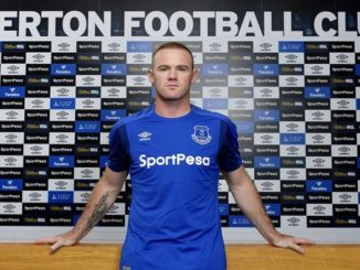 Everton sign Wayne Rooney