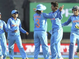 Read Scoops India women's team
