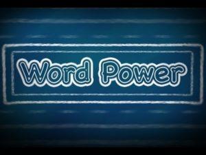 Read Scoops Word Power