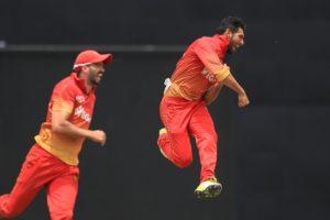 Sikandar Raza the bowler