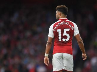 Read Scoops Alex Oxlade Chamberlain