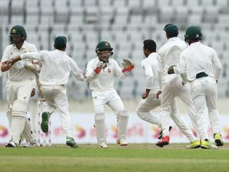 Read Scoops Bangladesh v Australia