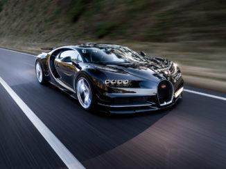 Read Scoops Bugatti Chiron