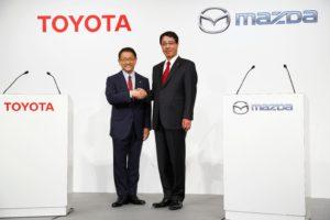 Read Scoops Toyota Mazda Venture