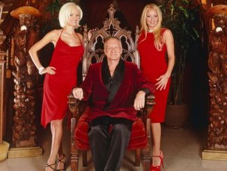 Hugh Hefner Read Scoops