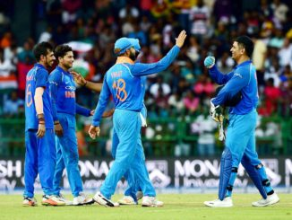 Read Scoops India beat Sri Lanka