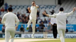 Read Scoops - James Anderson picks up 500 test wickets