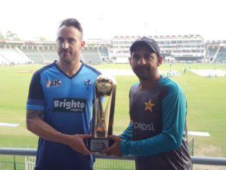 Read Scoops Pakistan vs World XI