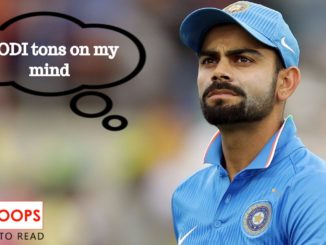 Read Scoops Virat Kohli Sets Sights on Sachin Records