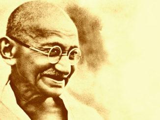 Mahatma Gandhi Read Scoops