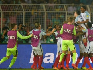 Read Scoops England Win U-17