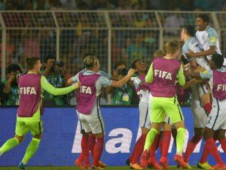 Read Scoops England Win U-17