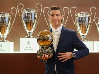 Read Scoops Ronaldo 2016 Ballon d'Or