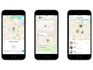 Read Scoops WhatsApp Live Location Sharing