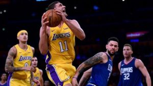 Read Scoops Clippers vs Lakers