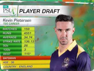 Read Scoops Kevin Pietersen PSL Draft