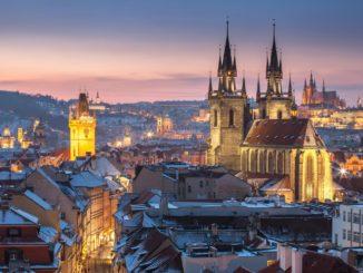 Read Scoops Prague Castle