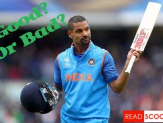 Read Scoops Shikhar Dhawan