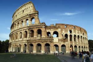 Read Scoops The Colosseum