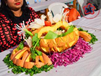 salad competiton kala Krida Mahotsav