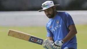 Rohit Sharma Read Scoops
