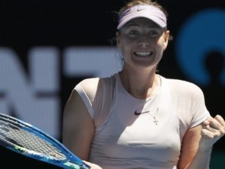 Sharapova Read Scoops