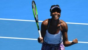 Venus Williams Read Scoops