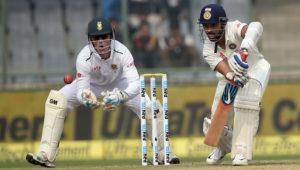 Ajinkya Rahane against South Africa