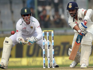 Ajinkya Rahane against South Africa