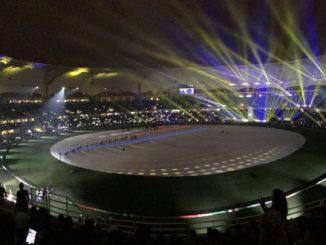 PSL 3 opening ceremony
