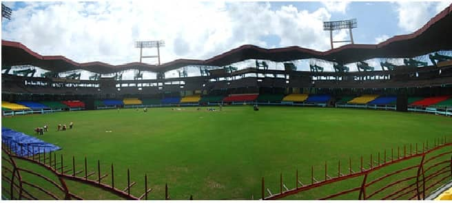 Jawaharlal Nehru International Stadium