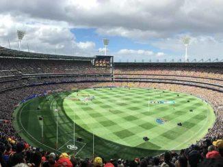 Melbourne Cricket Stadium