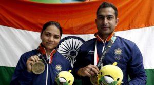India win bronze