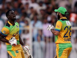 Andre Fletcher guides Pakhtoons to a victory against Bengal Tigers