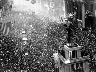 Armistice Day 100 years