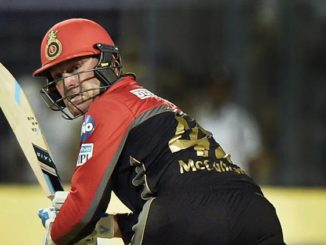 Brendon McCullum released by Royal Challengers Bangalore