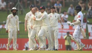 England pacers go wicketless in a test win for the third time