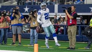 Ezekiel Elliott will be the main man against New Orleans Saints