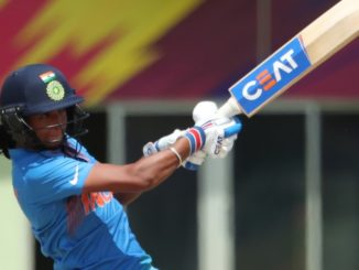 Harmanpreet Kaur scores T20 century