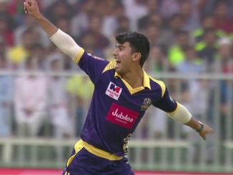 Hasan Khan takes 4-21 to give Punjab Legends a victory in the 2018 T10 League