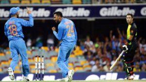 India vs Australia 3rd T20I live updates